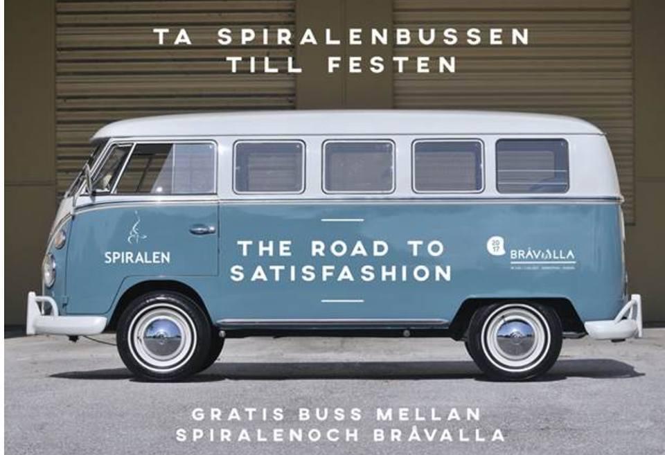 Bråvallabussen-reklam