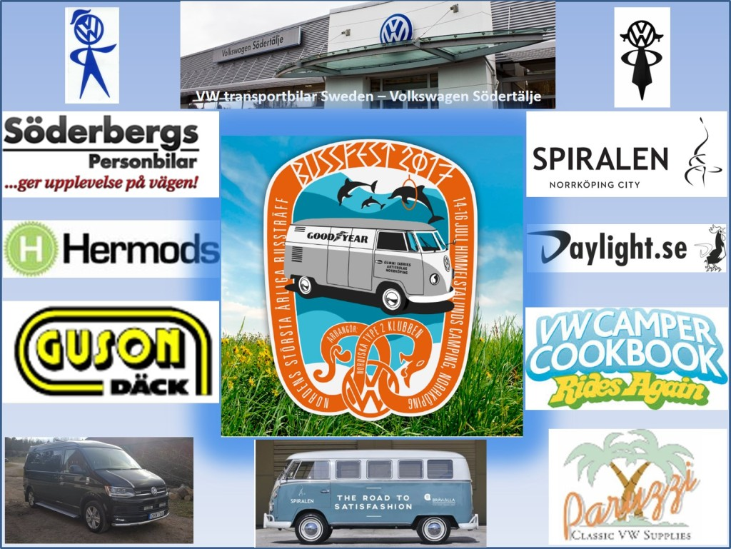 Bussfest Sponsorer 2017