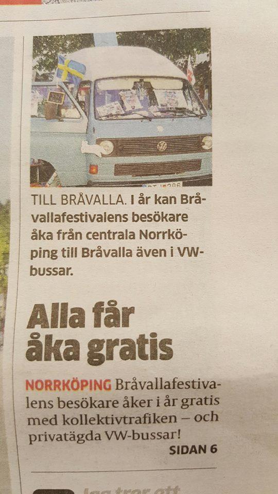 VW blå Bråvalla 1