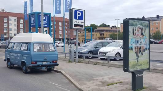 VW reklam 1
